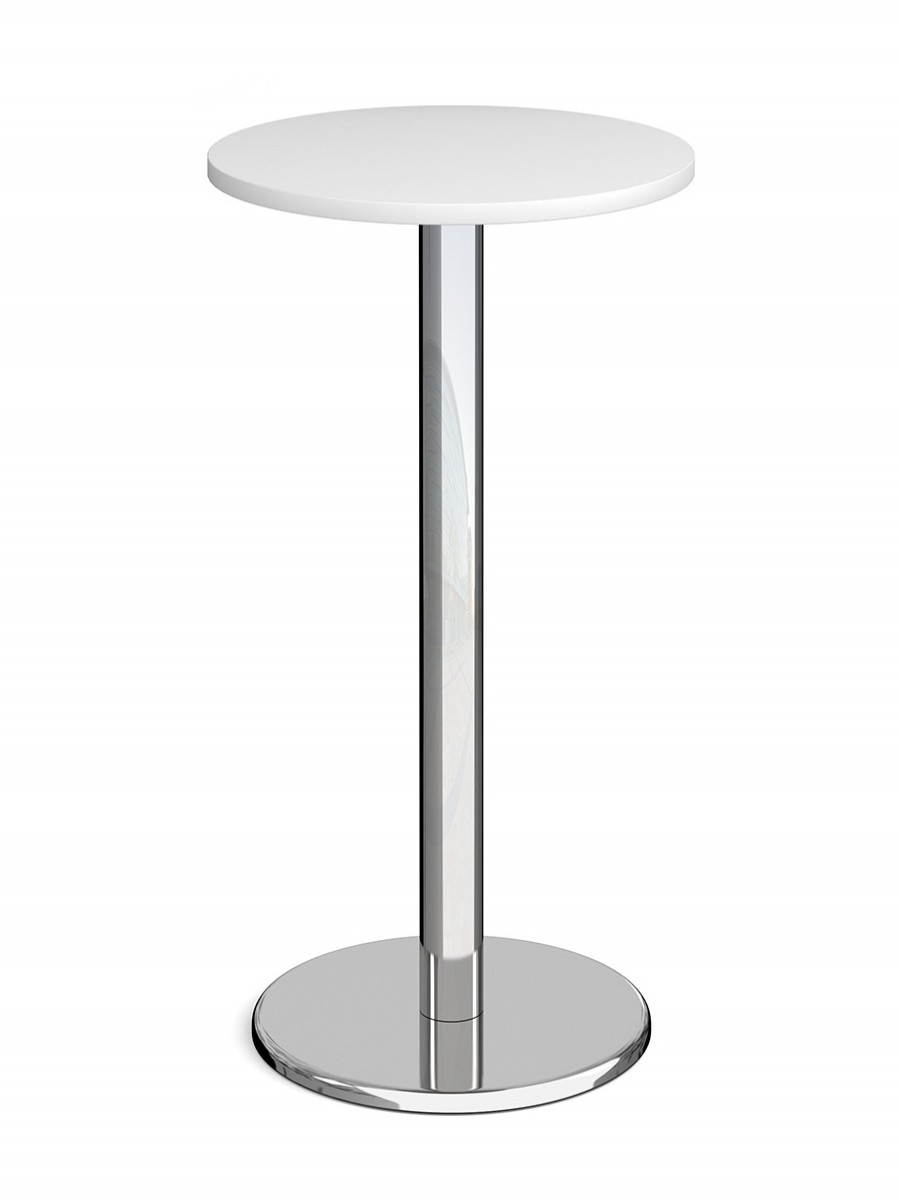 Round Poseur Table Pisa 600mm PPC600 by Dams