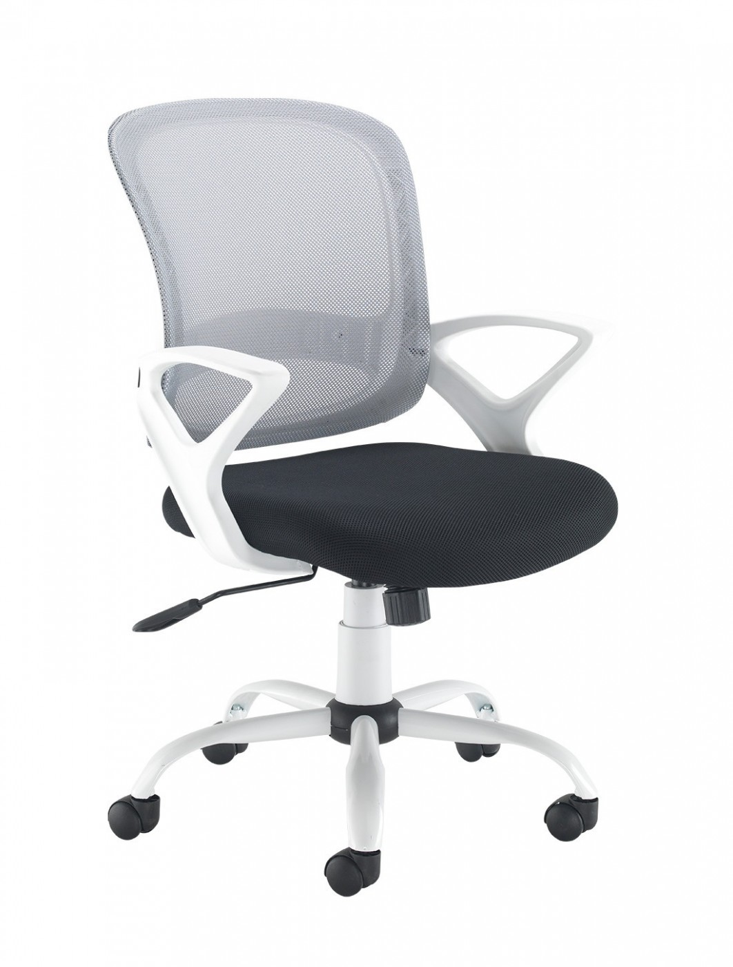 Mesh Office Chair White Tyler Task Chair Tyl 300t1 By Dams