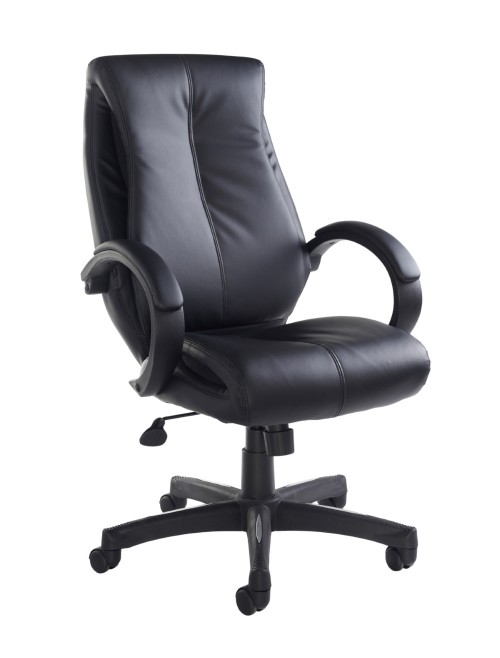 Nantes Faux Leather Office Chair NAN300T1 by Dams