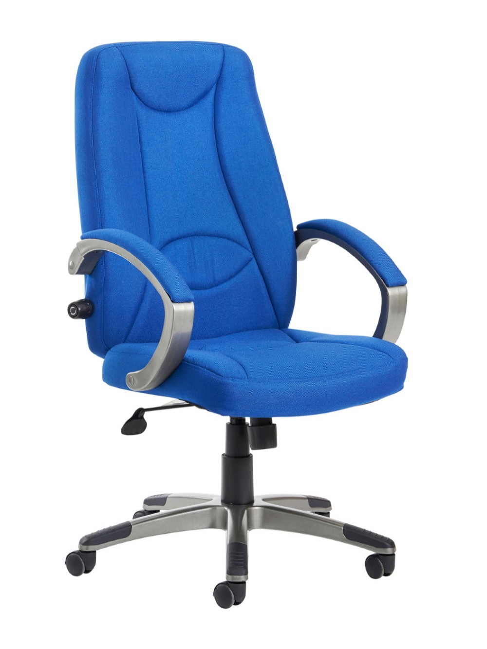 Office Chair Fabric Lucca High Back Managers Chair LUC300T1