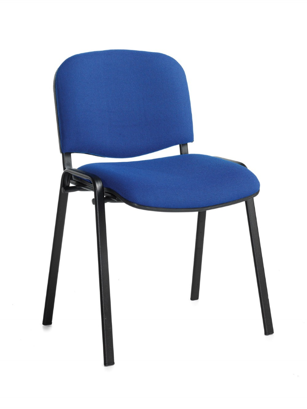 4 Pack of Stacking Chairs Taurus Mesh Back Meeting Chairs TAU40002 BOXTAU2 by Dams