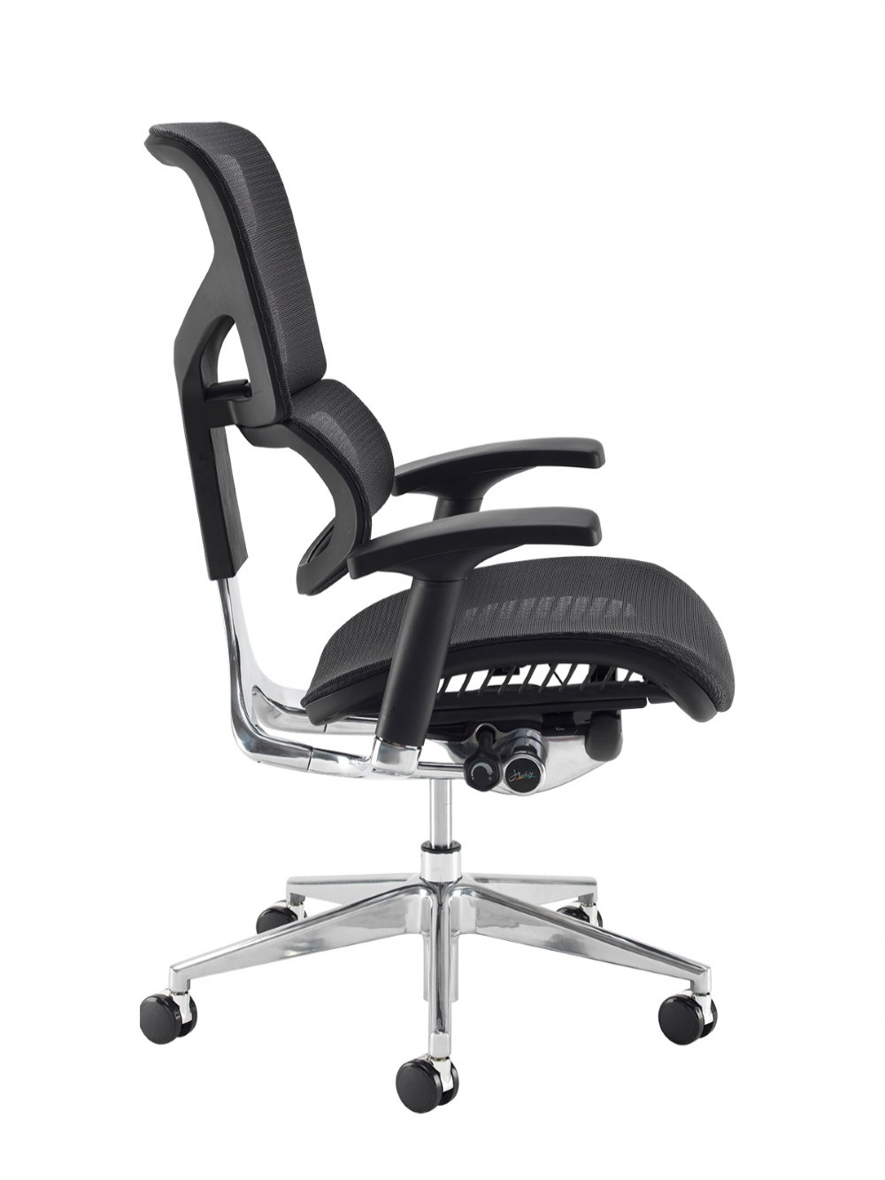 Ergonomic Office Chair Black Mesh Dynamo DYNX300E1-C by Dams