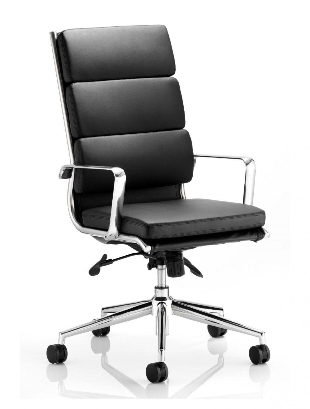 Picture of: Dynamic Savoy High Back Executive Chair Black Ex000067 121 Office Furniture