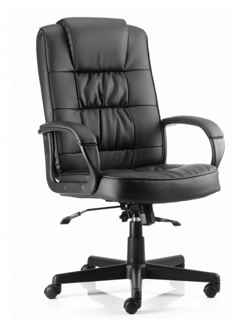 Office Chairs - Moore Executive Leather Chair