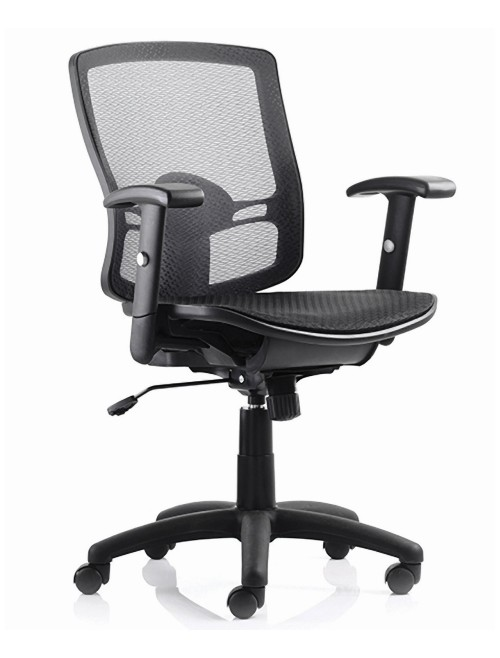 Office Chairs - Dynamic Palma Mesh Office Chair OP000104