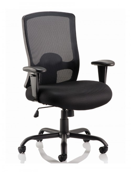 Office Chairs - Portland Super Heavy Duty Mesh Office Chair OP000106
