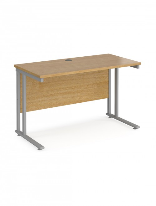 Maestro 25 Oak Office Desks