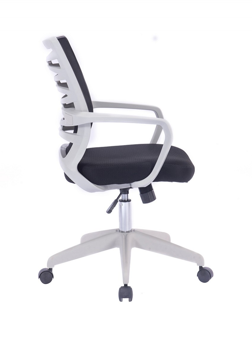 Mesh Office Chair Black Spyro BCM/K488/WH-BK by Eliza Tinsley