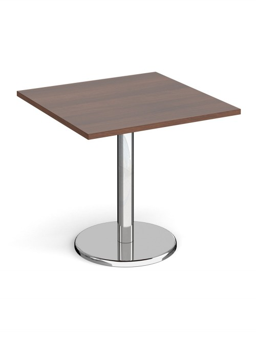 Square Dining Table Pisa 800mm PDS800 by Dams