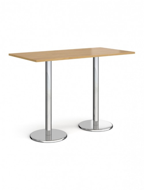 Rectangular Poseur Table Pisa 1600mm PPR1600 by Dams