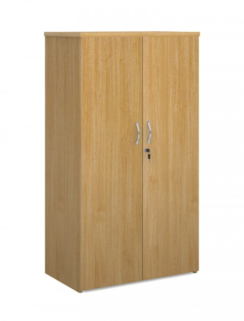 Office Cupboard 1440mm High Storage Cupboard R1440D by Dams