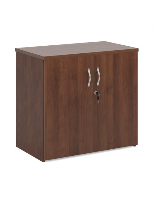 Low Office Cupboard 740mm High Storage Cupboard R740D by Dams