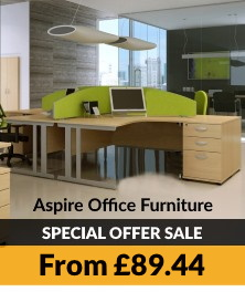 Aspire Office Furniture Special Offer Sale