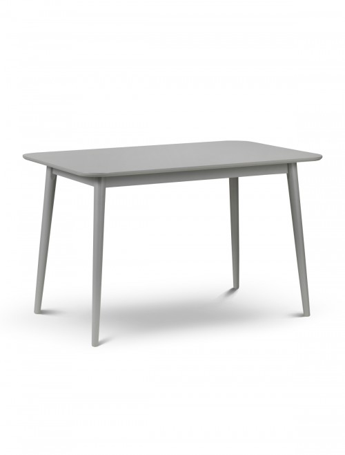 Desk Grey Torino Dining Table Desk TOR201 by Julian Bowen