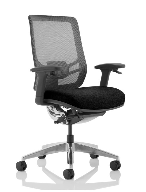 Mesh Office Chair Black Ergo Click 24hr Chair OP000250 by Dynamic