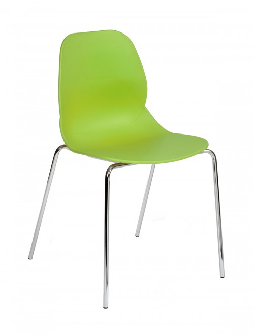 Home Office Chair Lime Strut Multi Purpose Chair STR502C-LG by Dams