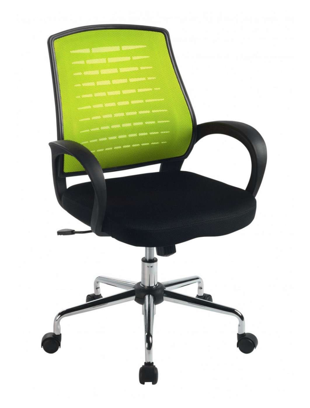 Mesh Office Chair Green Carousel Operator Chair BCM/F1203/GN by Eliza Tinsley