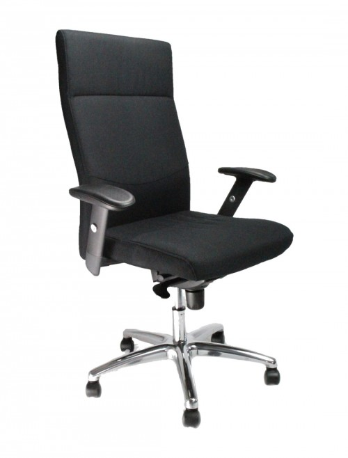 Office Chair Black Jester Executive Chair PROF/F/BK by Eliza Tinsley