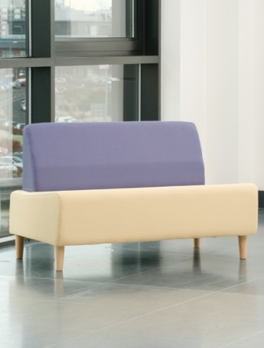 Durango 2 seat reception settee