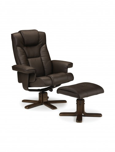 Malmo Swivel Recliner Chair