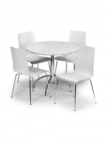 Julian Bowen Mandy Dining Table and Chairs