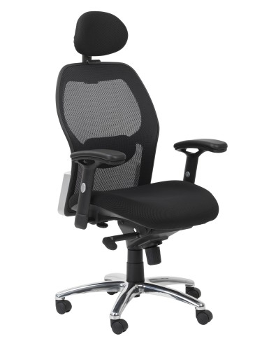 Mesh Office Chair Portland Executive Chair AOC7301-M by Alphason