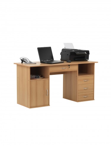 Alphason Dallas Computer Desk AW12289