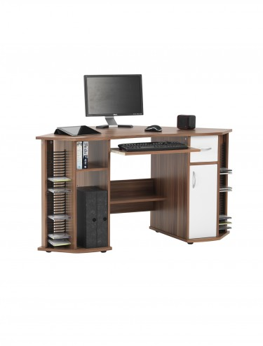 Alphason Lyndon Corner Computer Workstation AW12106