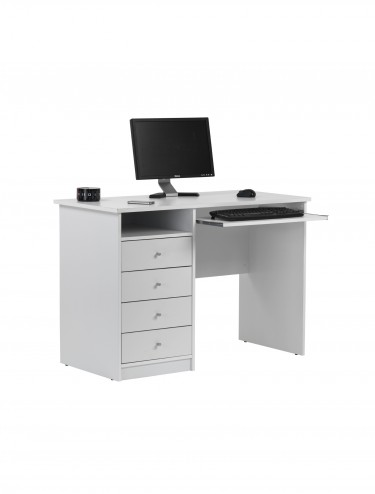 Alphason Marymount Workstation AW22813-WH