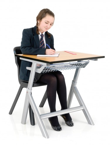 T50 Titan Height Adjustable Classroom Tables