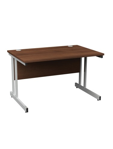 Cantilever Straight Desk - Momento 1400mm wide MOM14