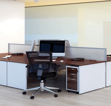 Duo Office Desk Range