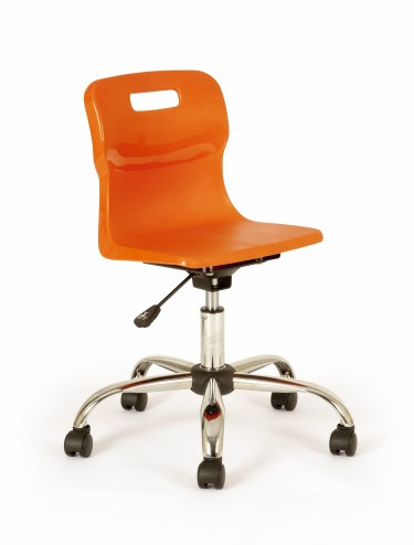 School Chair - Titan Swivel Classroom Chair T30 T35 - Class Chair