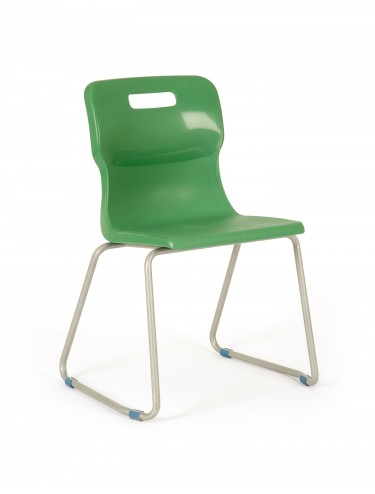 School Chair - Titan Skid Leg Classroom Chair T23 - Class Chair