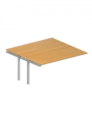 Adapt II Boardroom Table Add On Unit EBT1212-AB 1200x1200mm