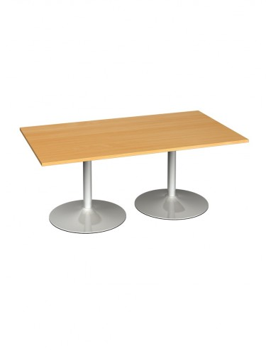 Trumpet Base Rectangular Boardroom Table TB20