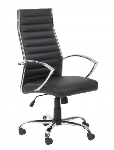 Alphason Hartford Executive Chair AOC3208-PU-BK
