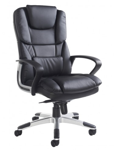 PAL300K2 Palermo Executive Faux Leather Office Chair by Dams