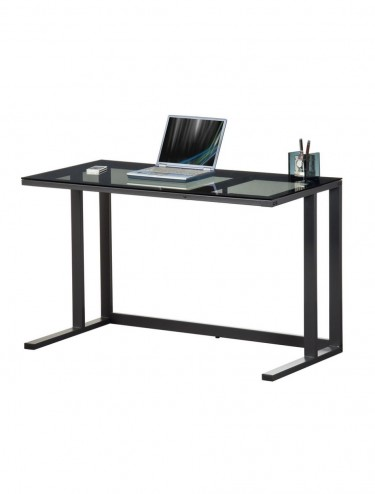 Air Desk AW53385 Glass Workstation
