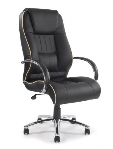 Dijon High Back Leather Faced Executive Chair 9211ATG