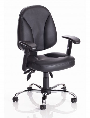 Puma Leather Office Chair CH1003