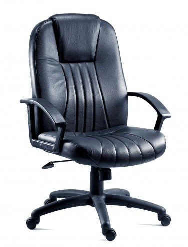 City Leather Executive Armchair 8099L