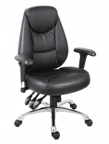 Teknik Portland Luxury Operator Chair 6902