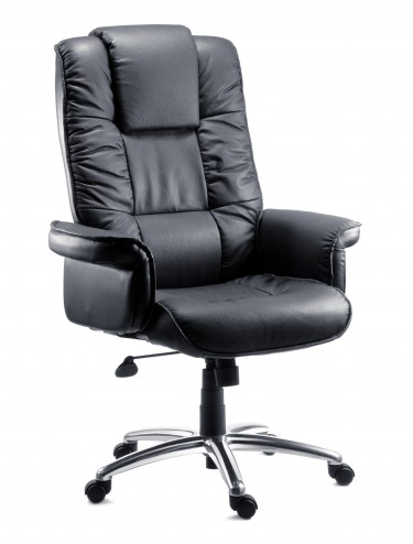 Lombard Luxury Executive Leather Armchair B9001C