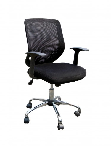 Mesh Office Chair Black Ranger 95ATG/MBK by Eliza Tinsley