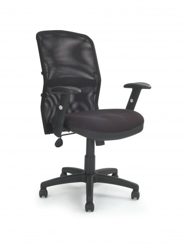 Jupiter Mesh Back Manager Chair 6200ATG/FBK