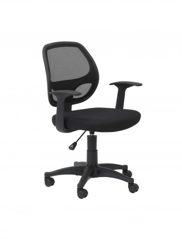 Alphason Davis Mesh Chair AOC9118-M-BK