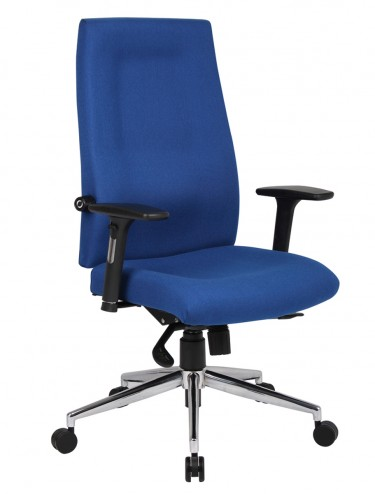 Mode 401 Fabric Managers High Back Chair