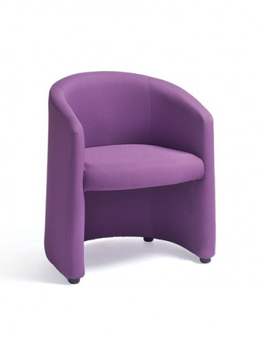 Slender Fabric Tub Chair SLE50001