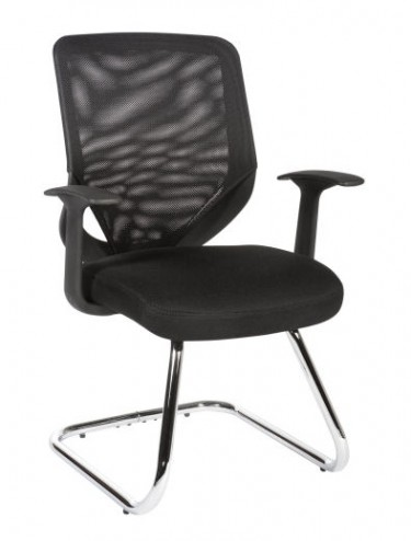 Nova Mesh Visitor Chair 1102